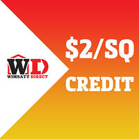 WimsattDirect $2/sq Credit May 2020!