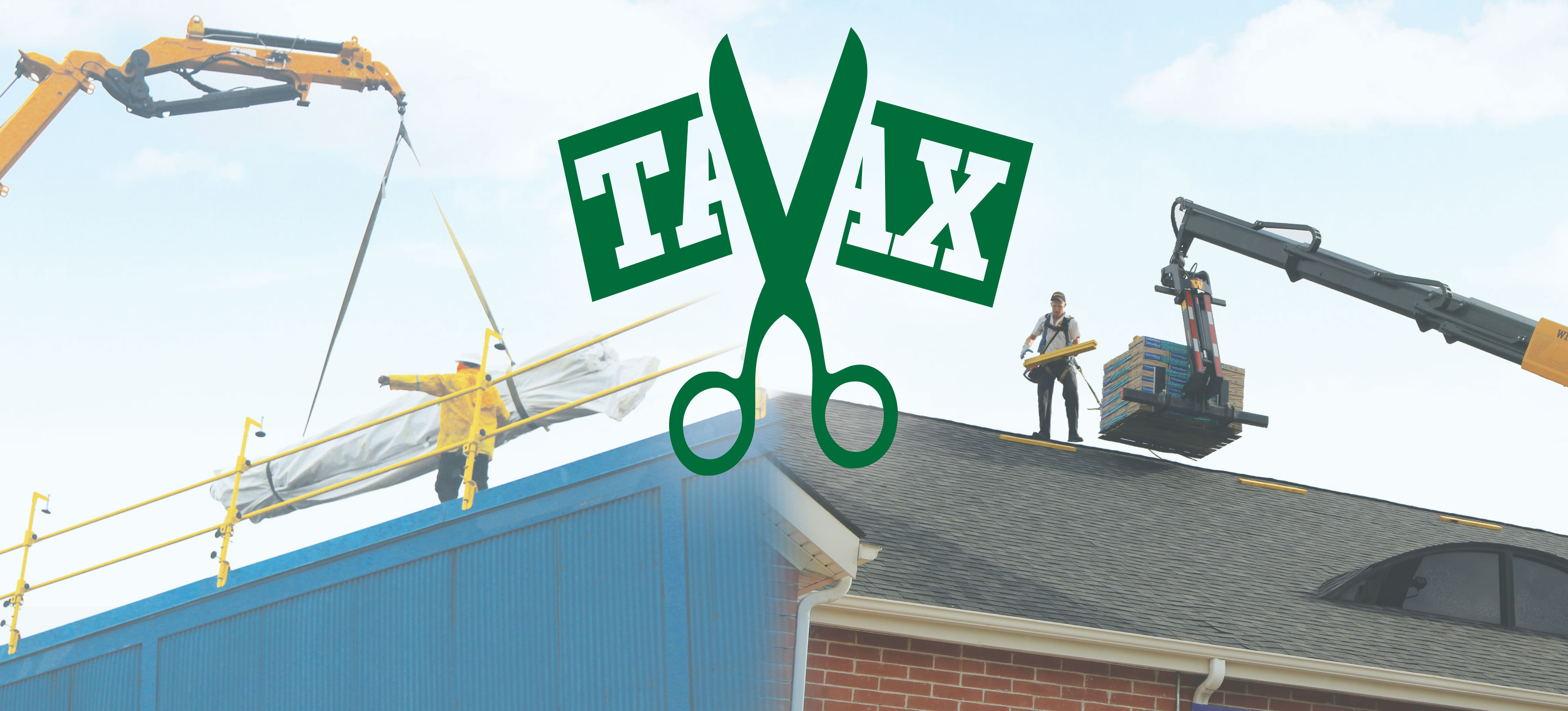Tax Advantage: New Commercial Roofs