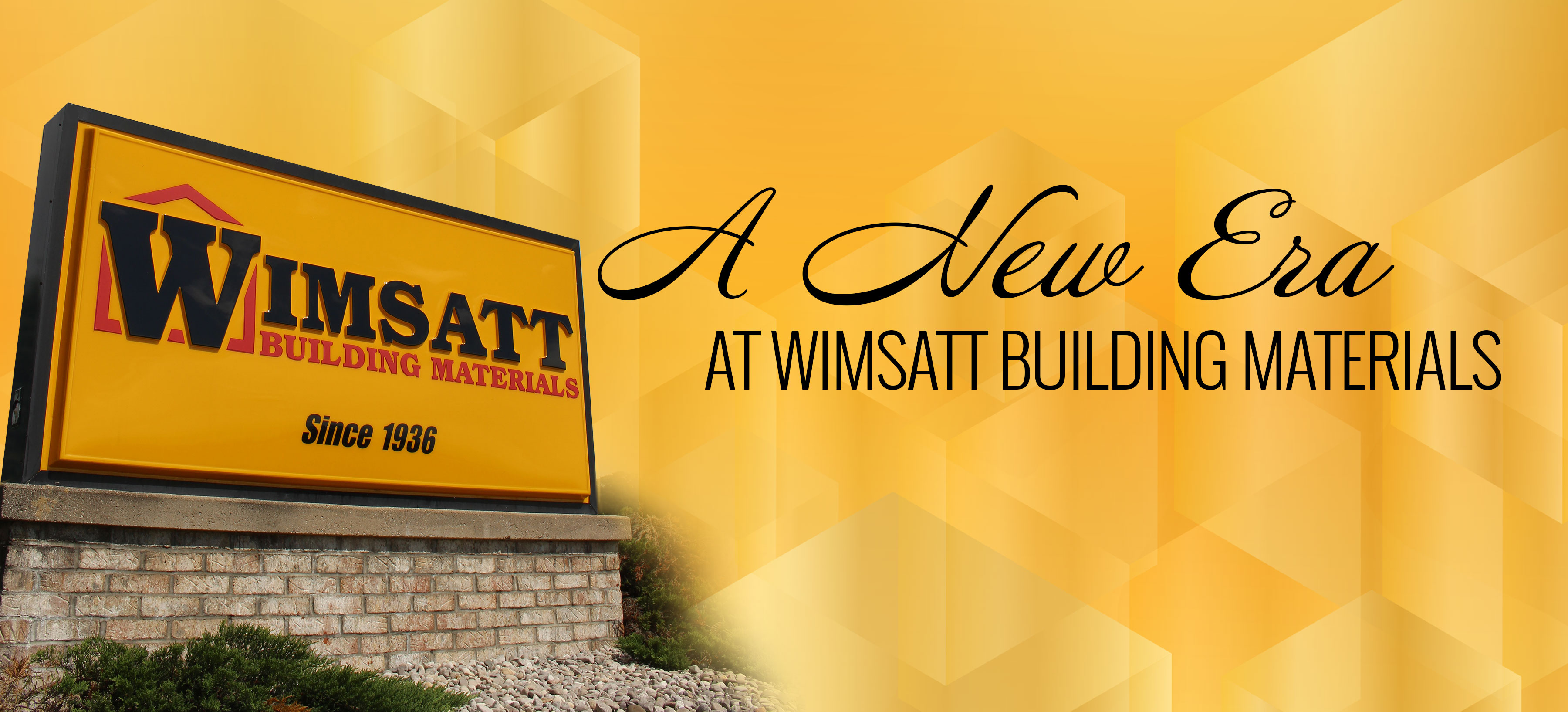 A New Era at Wimsatt Building Materials