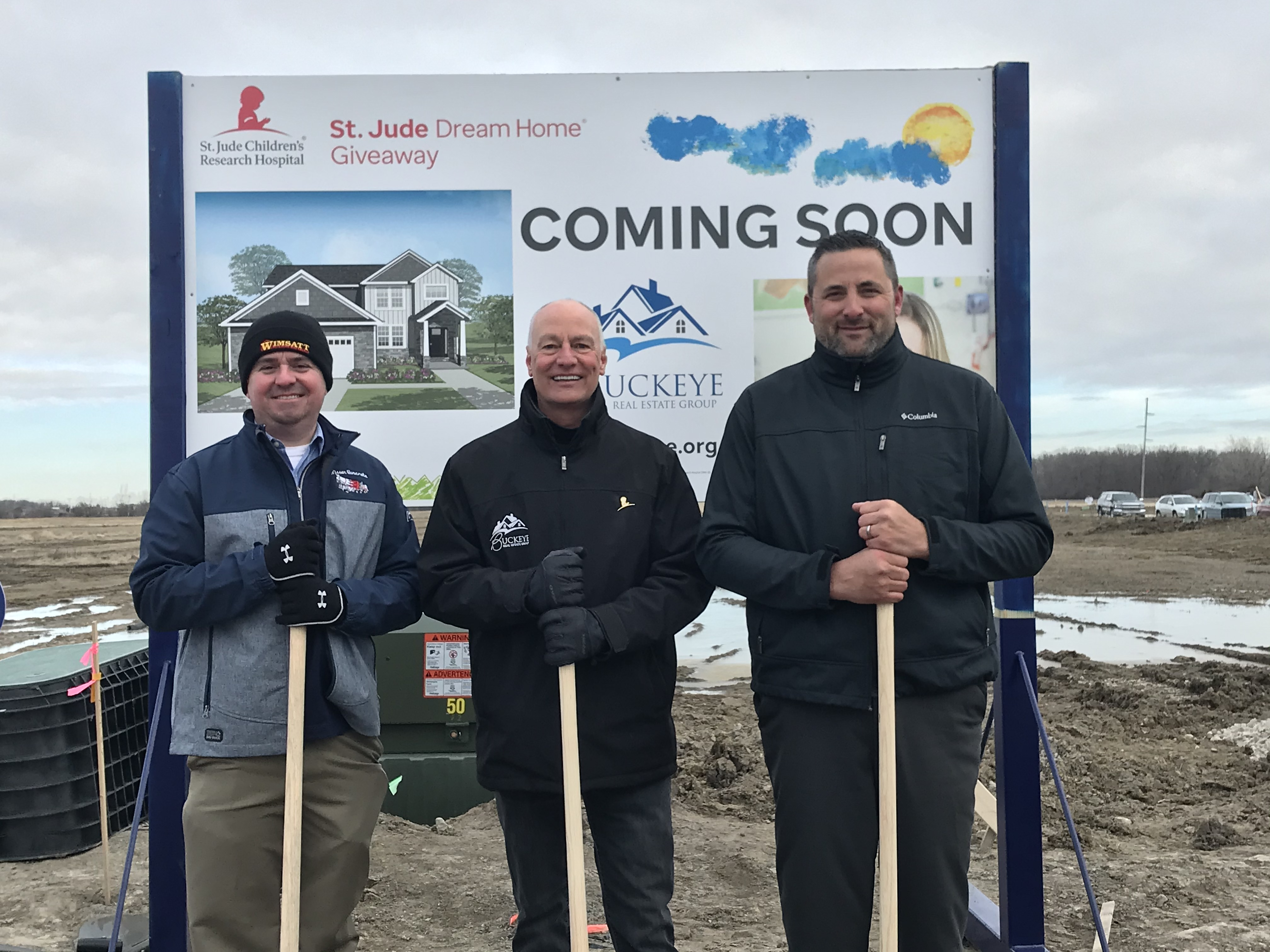 Breaking Ground for a Good Cause