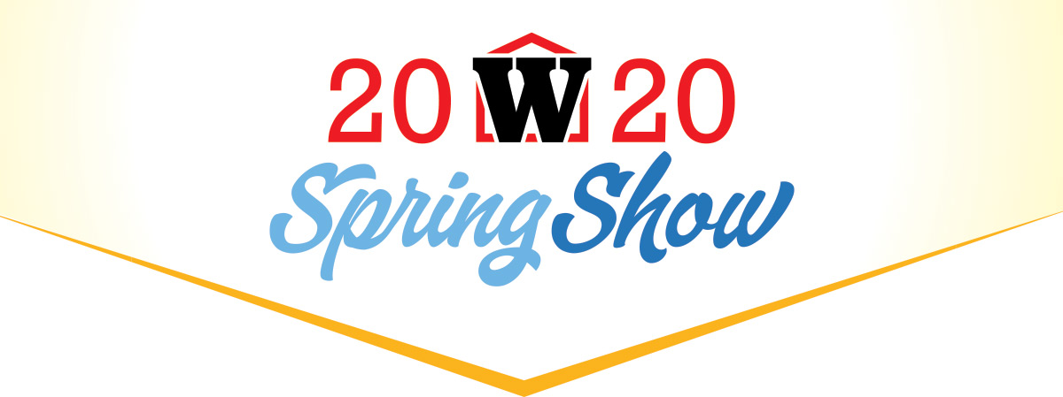 Wimsatt 2020 Spring Shows Postponed