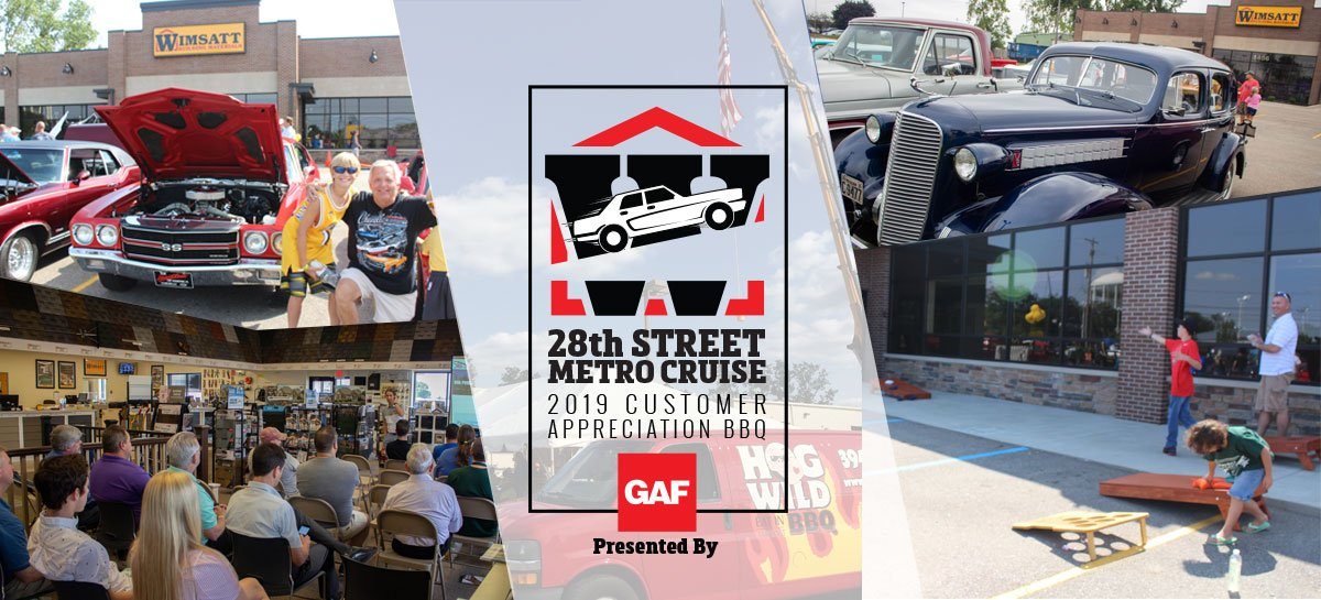 Cars, Food, Games, Roofing & More at the 2019 28th St Metro Cruise